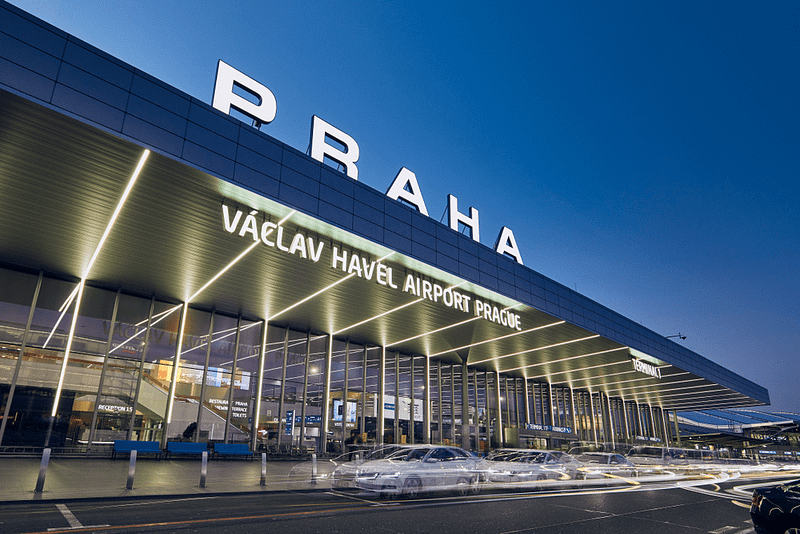 Prague International Airport Image